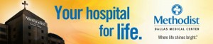 Your hospital for life logo